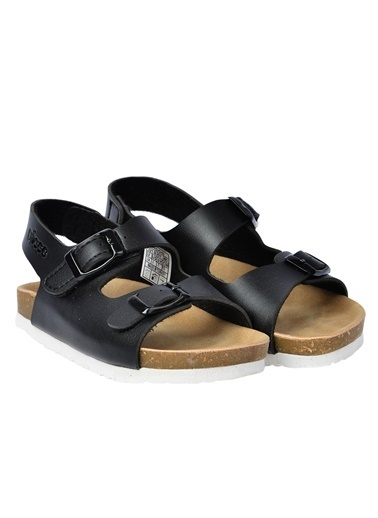 Vicco Vicco 321.20Y.360 Günlük Erkek Çocuk Sandalet Terlik Siyah